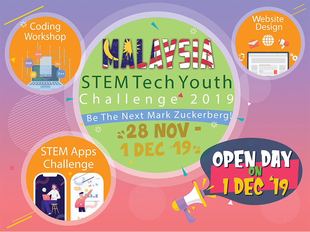 Malaysia STEMTech Youth Challenge 2019