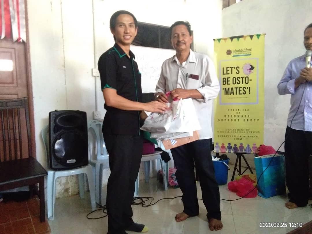 FLAGSHIP FP24: HEALTHCARE FOR SEJAHTERA COMMUNITY UNTUK WARGA EMAS.
