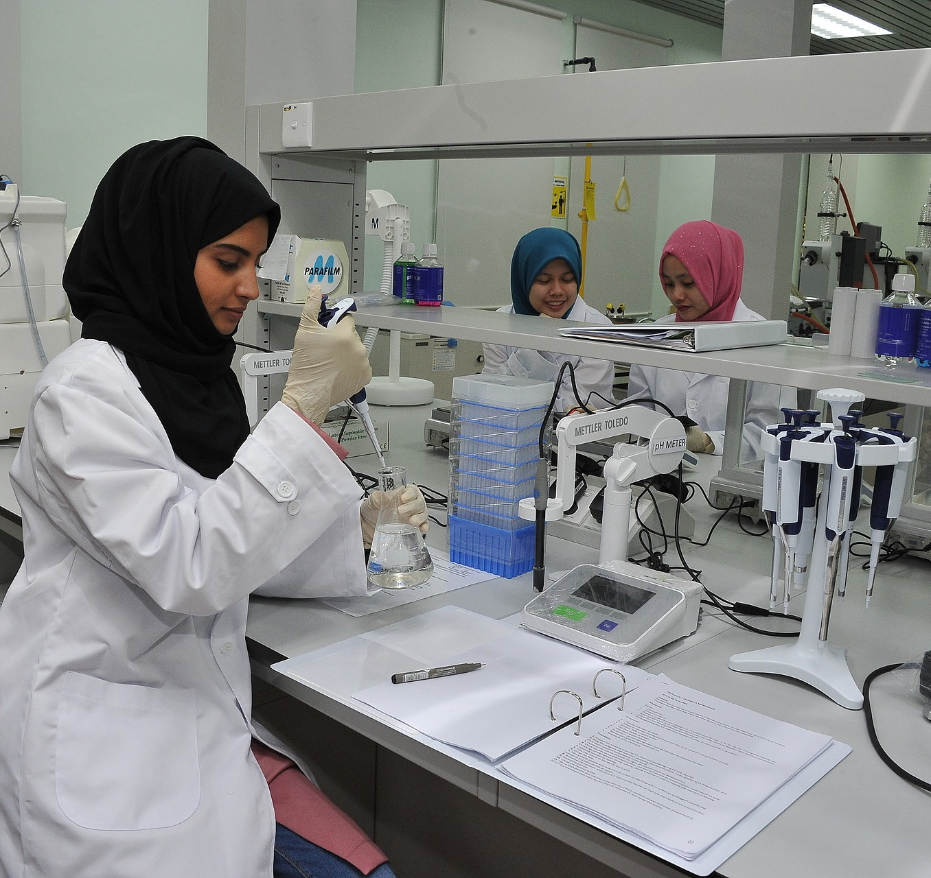 Master of Science in Pharmacy (Pharmaceutical Chemistry)