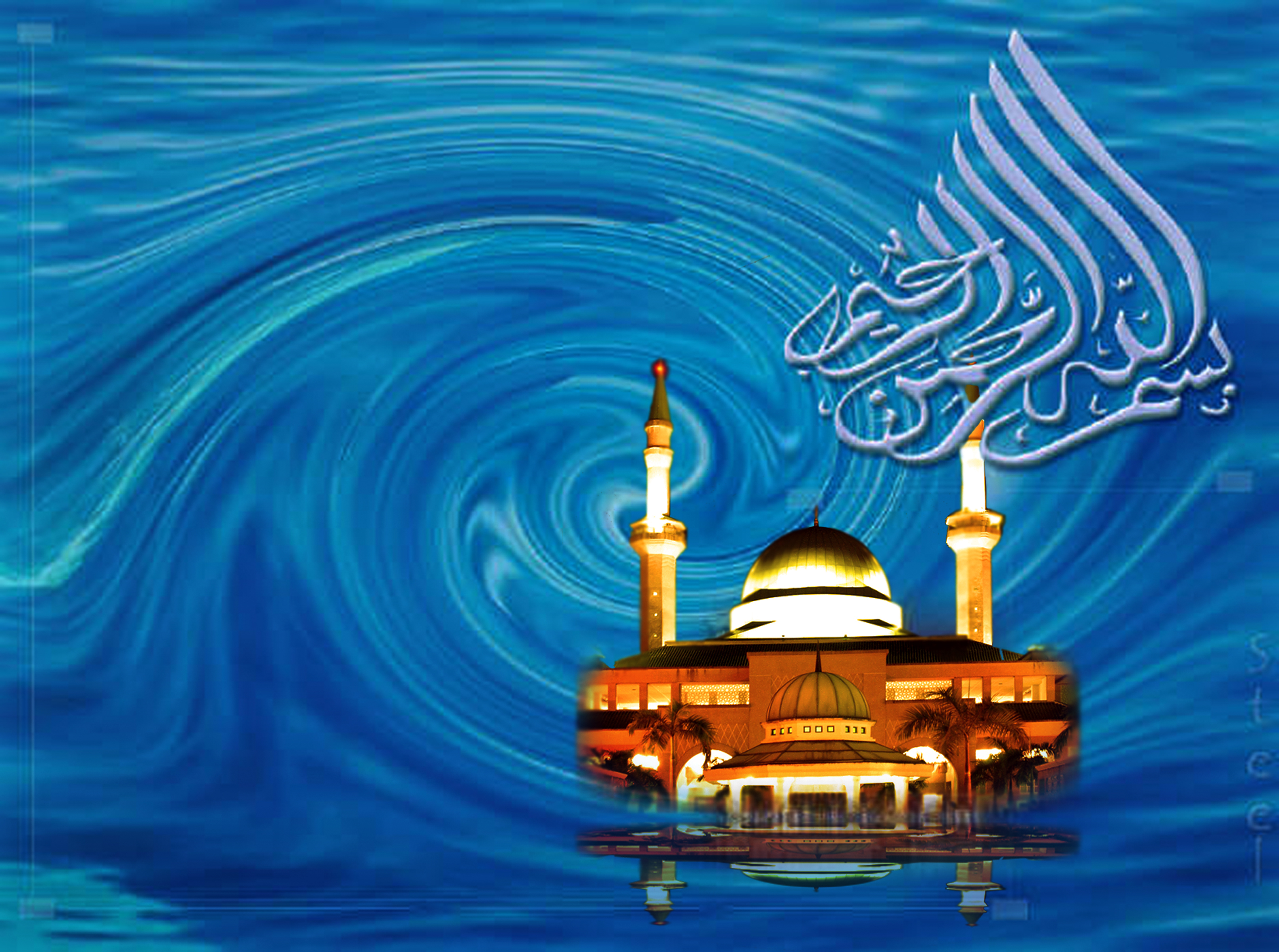 SULTAN HAJI AHMAD SHAH MOSQUE